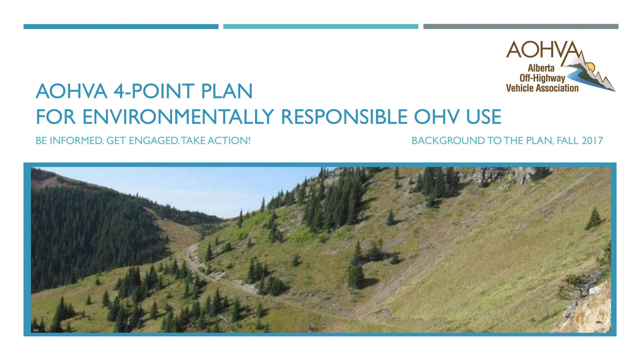 AOHVA 4-Point Plan_Background_Title Page